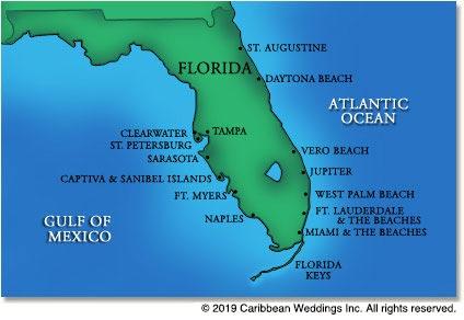 Florida Wedding Venue Florida Honeymoon And Wedding